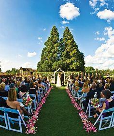 Wedding @ Chateau Elan Winery. Atlanta, Georgia wedding venue | indoor, outdoor, catered, spa, hotel, winery, vineyards, golf | www.chateauelan.com/weddings