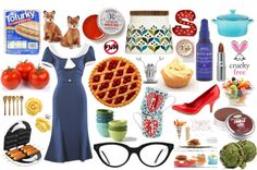 """""""Cabin Fever Shannon"""" by annieshannon on Polyvore"""