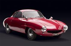'57 Alfa Sprint Speciale