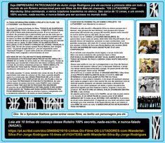 SEJA #EMPRESÁRIO DOS #ESCRITOS E #PROJETOS DO AUTOR JORGE RODRIGUES ou compre seus livros   Qualquer livro do #autorJorgeRodrigues no CLUBE DE AUTORES em média de R$ 27,00 pra você compra qualquer #livro. Visite as duas páginas do autor.  TODO O MEU TRABALHO >>> https://pt.scribd.com/doc/258750223/Meu-Curriculo-My-Resume