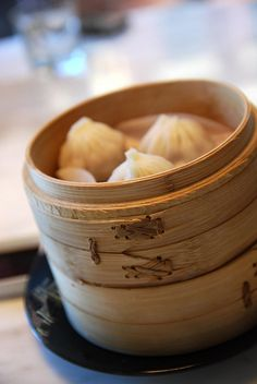 Xiao Long Bao - soup dumplings - my favorite food of all time!