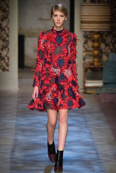 Erdem Fall 2015 Ready-to-Wear Collection Photos - Vogue