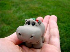 Clay Hippo