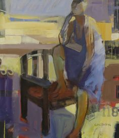 Melinda Cootsona oil on canvas