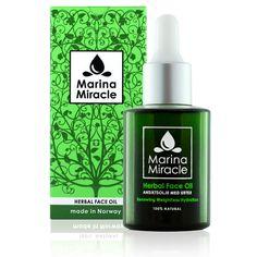 Nattserum - Argan Night Serum - 28 ml Melaleuca, Face Oil, Tea Tree, Norway, Serum, Herbalism, Personal Care, Bottle, Night