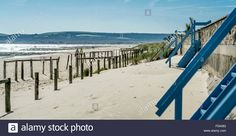 Download this stock image: View of beach at Sandbanks, Poole, Dorset. UK. Taken on 29th September 2015. - F5A083 from Alamy's library of millions of high resolution stock photos, illustrations and vectors.