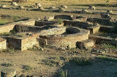 Corsica - Sites Archéologiques  - Ruines de la ville antique d'Aléria.