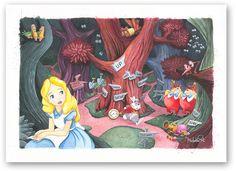 The Paths of Wonderland (original)