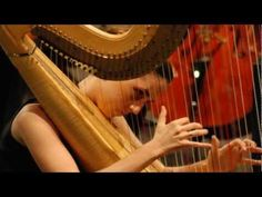 ▶ Wolfgang Amadeus Mozart - Concerto for Flute and Harp in C Major, K. 299 (Andantino) - YouTube