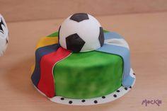 Futbol Cake