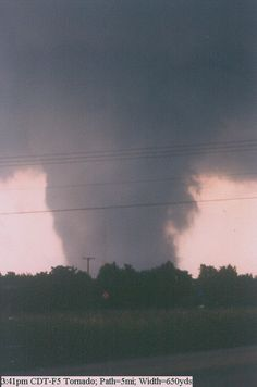 Episode May 1997 Jarrell Tornado May 27, Paris Home, Paris Texas, Central Texas, Meteorology, Tornados, Extreme Weather, Horror, Sunset