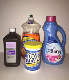 Easy DIY Carpet Cleaning Solution, cleaning tips, hacks Do you have dirty traffic areas on your carpet or stains that you can't clean? Try this DIY carpet cleaning solution. It gets event he hardest stains clean!