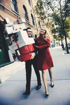 The Terrier and Lobster: Maryna Linchuk for Neiman Marcus Holiday Book 2011
