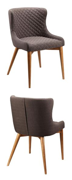 Modern sophisticates, this handsome dining chair is just for you. The exquisite Taran Dining Chair boasts the best of the past and present, featuring diamond-quilted polyester upholstery and a clean, c...  Find the Taran Dining Chair, as seen in the #Knitted&Woven Collection at http://dotandbo.com/collections/knitted-and-woven?utm_source=pinterest&utm_medium=organic&db_sku=114546
