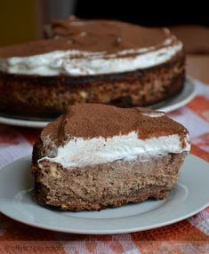 Csokoládés sajttorta Tiramisu, Ethnic Recipes, Food, Hungarian Recipes, Essen, Meals, Tiramisu Cake, Yemek, Eten