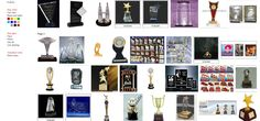 trophy manufactuer india - Google Search