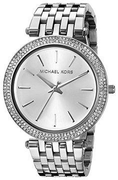 Michael Kors Women's Darci Silver-Tone Watch MK3190 Micha... https://www.amazon.com/dp/B00944CXEY/ref=cm_sw_r_pi_dp_U_x_5ETnAbS8DGD02