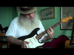 Blues in A, Wild Thing, Looking Good Medley Guitar Lesson On My Fender Stratocaster! - YouTube