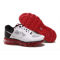 0fe9a2e3f16d47 Deal Extreme Nike Air Max 2013 Shoes White Red New017 Nike Max