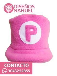 Gorro Princesa Peach