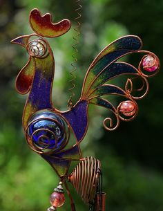 Rooster art | Flickr - Photo Sharing!..