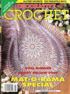 Decorative Crochet Magazines 33 - Gitte Andersen - Picasa webbalbum