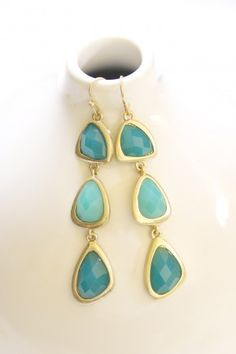 "Loving turquoise! Only $16 plus save 15% when you enter code word ""NFW2012"" at checkout!"