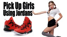 Funny Pranks | Pick Up Girls Using Jordans | ComedyON 2015
