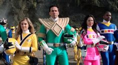 Who's the most popular Power Ranger ever? Despite there being many, many candidates --...
