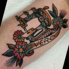 Dad Tattoos, Sweet Tattoos, Future Tattoos, Life Tattoos, Body Art Tattoos, Tattoo Site, Tattoo Blog, Traditional Tattoo Design, Traditional Tattoo Flash