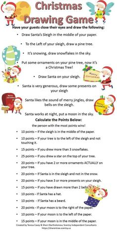 Christmas checklist to print out - family tradition, digital printing, holiday fun - INSTANT . - Christmas checklist for printing – family tradition, digital printing, holiday fun – INSTANT DO - Fun Christmas Party Games, Xmas Games, Holiday Games, Xmas Party, Holiday Fun, Fun Games, Christmas Games For Adults Holiday Parties, Group Games, Christmas Games With Gifts