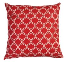 "Ornament Silhouette Pillow - 20"" Square- $34.99 from Uptown Simple #decorativepillow #throwpillow #homedecor #holidays"
