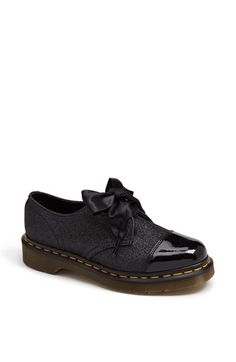 Dr. Martens 'Bow' Cap Toe Oxford available at #Nordstrom