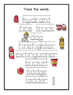 best preschoolfire safety images  fire safety crafts fire  preschool printables fire safety
