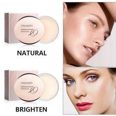 US$ 46.98 - Buy One Get One Free - The Most Popular CC Cream Foundation - m.57diy.com Unique Makeup, Natural Eye Makeup, Buy One Get One, Skin Makeup, Makeup Brushes, Concealer, Cc Creme, Learn Makeup, Uneven Skin Tone