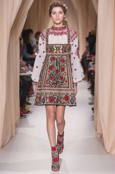 Spring 2015 Couture's Greatest Hits - Valentino Spring 2015 Couture