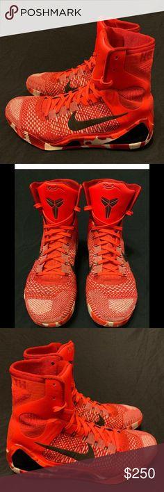 a1aedf5560a1 Nike Kobe 9 High Elite Christmas Size 12 Nike kobe 9 size 12 Nike Shoes  Sneakers