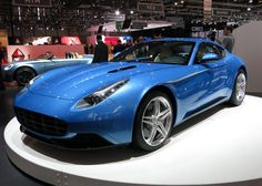 F60 Ferrari Most Expensive Cars in The World