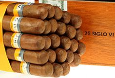 Cohiba Siglo VI, possibly the best cigar in the world
