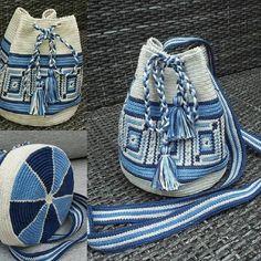 Tapestry Crochet Patterns, Crochet Dolls Free Patterns, Crochet Handbags, Crochet Purses, Mochila Crochet, Tapestry Bag, Crochet Cushions, Boho Bags, Crochet Videos