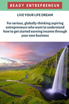 Do you want to start your own business but do not know where to get started? Ready Entrepreneur has tips, strategies, ideas and lots of helpful information for aspiring entrepreneurs. Work Grind, Starting Your Own Business, Business Goals, Live Your Life, Online Business, Entrepreneur, Tips, Ideas, Thoughts