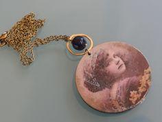 Biżuteria - dama vintage