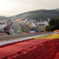 Spa => Eau Rouge / Raidillon