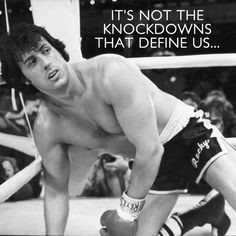 Rocky II - Publicity still of Sylvester Stallone. The image measures 640 * 521 pixels and was added on 2 April Citations De Rocky Balboa, Rocky Balboa Quotes, Rocky Quotes, Rocky Ii, Randy Couture, Motivational Quotes For Life, Movie Quotes, Inspirational Quotes, Life Quotes