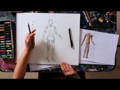 How to Draw People like an artist | Drawing Tutorials Art Ed Central loves!