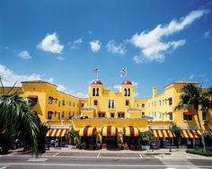 Colony Hotel & Cabana Club: Delray Beach Florida