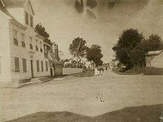 Domineestraat-Spanhoek 1885