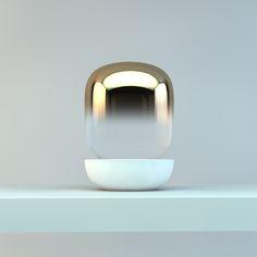 Symbol Lamp by Dima Loginoff
