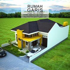 14 Best Rumah Garis Images Design Rumah House Floor Plans House