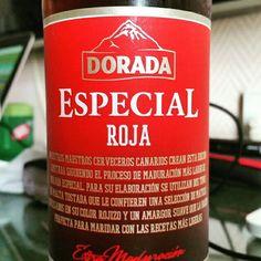 Dorada Especial Roja by Compañía Cervecera de Canarias #untappd